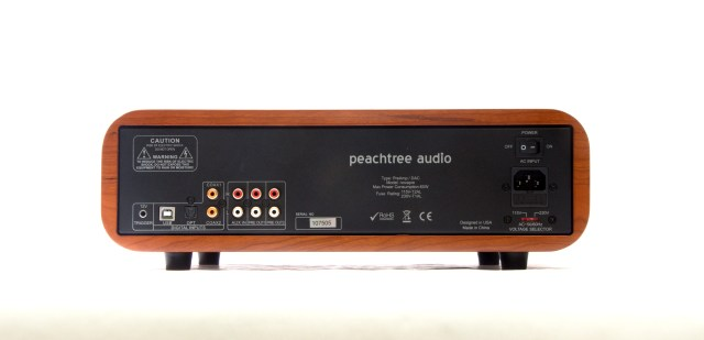 Peachtree Audio novaPre and Peachtree220 amplifier | Part-Time