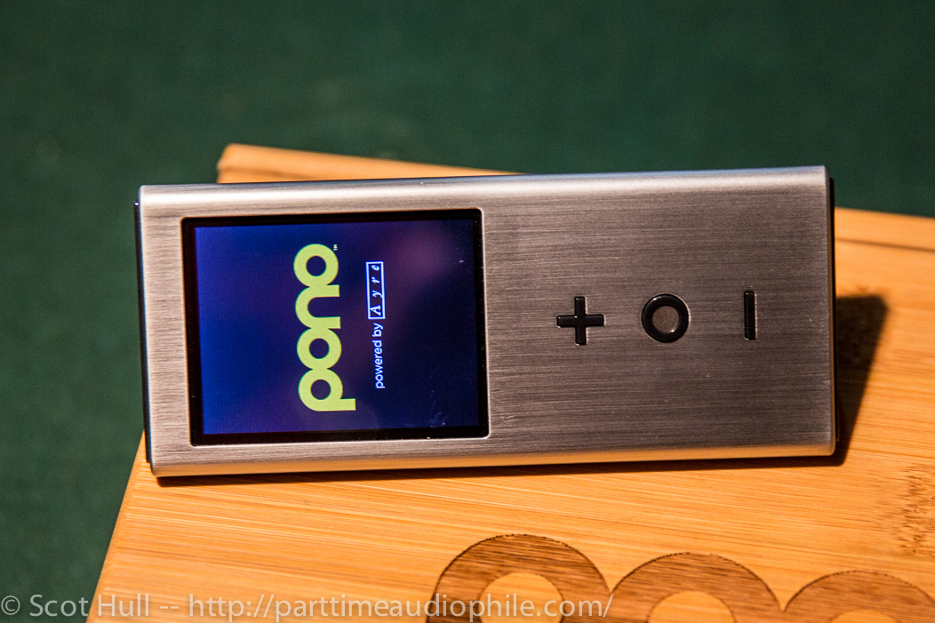 Review: Pono Music Player | Part-Time Audiophile