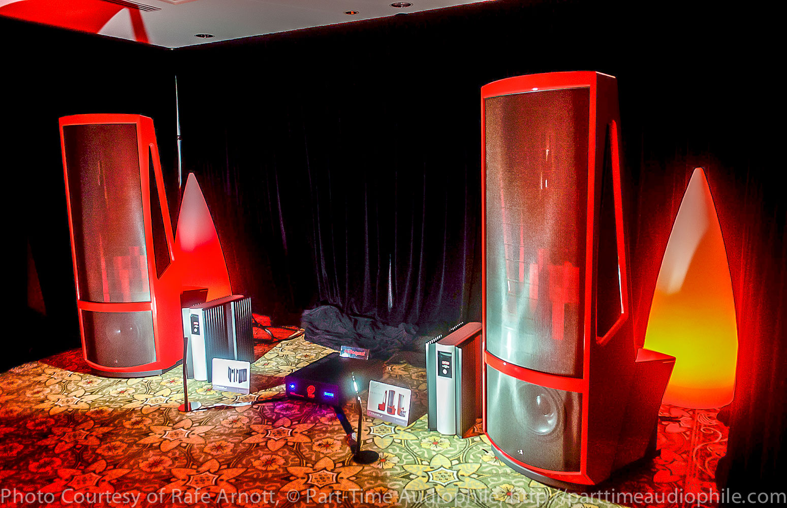 Vancouver 2015: Mark Levinson and Martin Logan | Part-Time