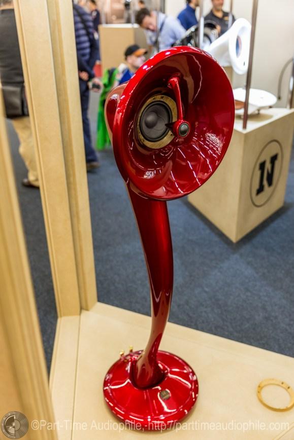 Once Custom Sound horn speaker