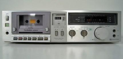 Technics RS-M240X Cassette Deck