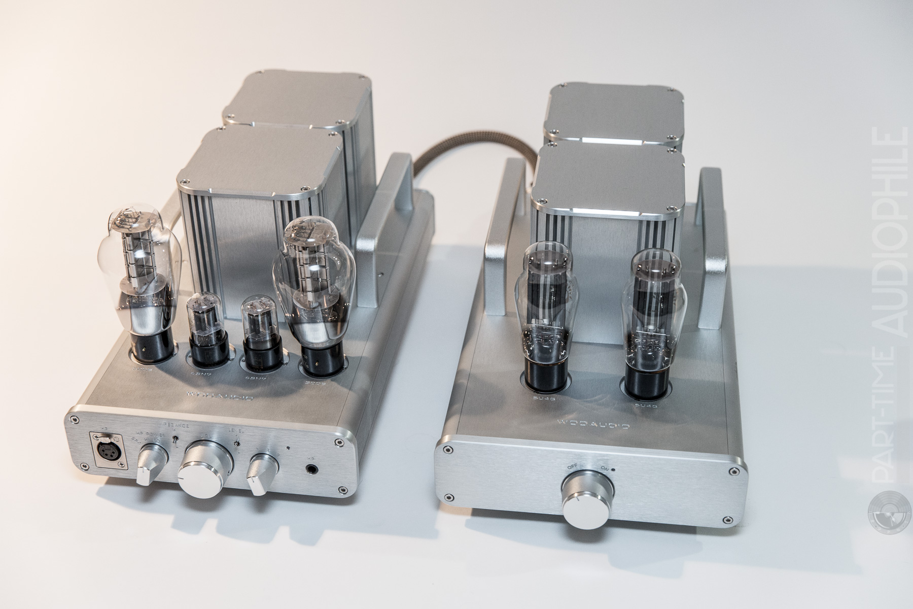 Review Woo Audio Wa5le V2 Vacuum Tube Headphone Amplifier Part Wah With Even Simpler Volume Pedal Wiring Assuming You Have Time Audiophile