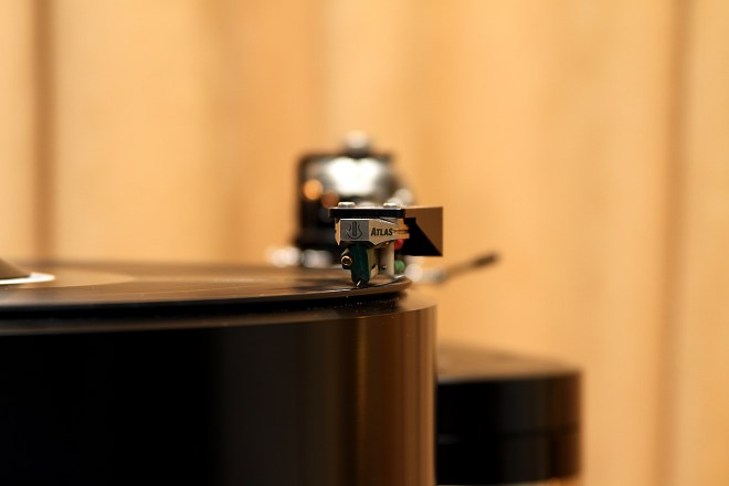 The Lyra Atlas gets tapped to pull vinyl duty a lot.