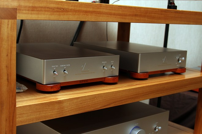 SPEC Phono stage