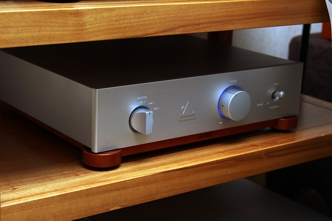 SPEC- 60-watt RSA-M3EX integrated amplifier