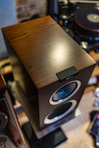 Review: KEF R300 Stand-Mount Loudspeakers | Part-Time Audiophile