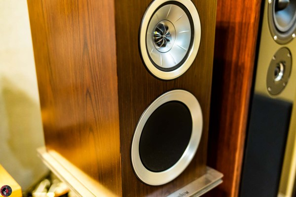 Review: KEF R300 Stand-Mount Loudspeakers   Part-Time Audiophile