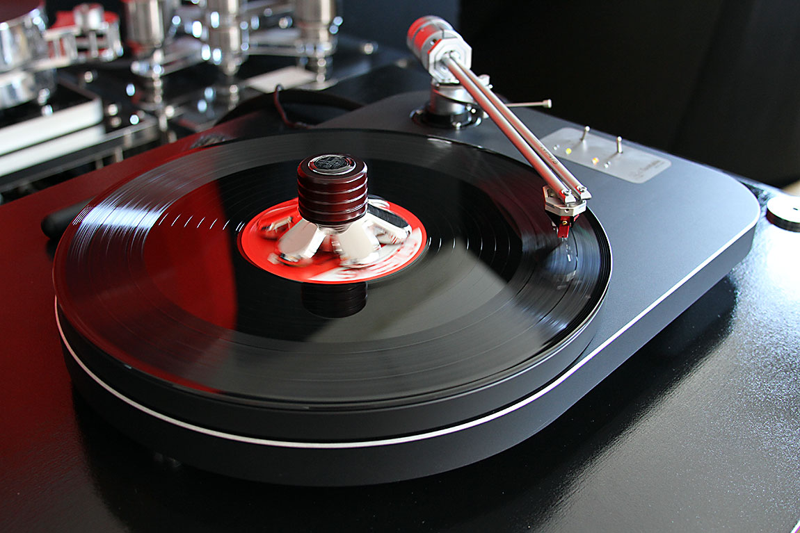 Thales Slim TTT turntable