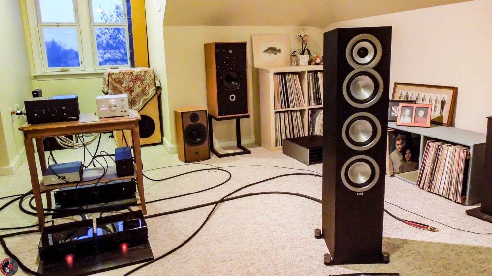 Review Elac Uni Fi Uf5 Floor Standing Speakers Part Time Audiophile