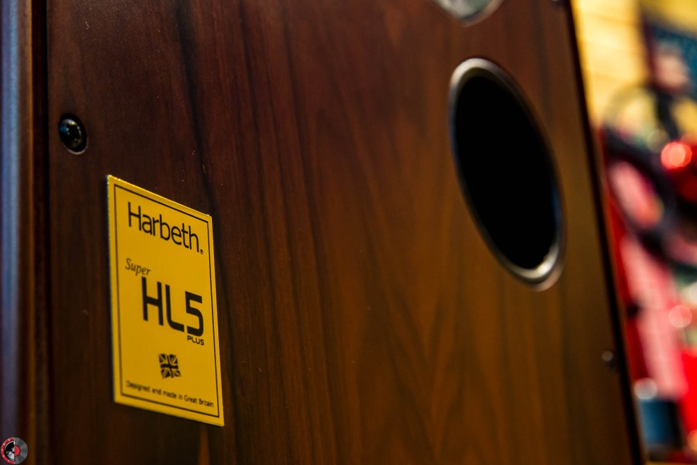 Harbeth Super HL5 Plus