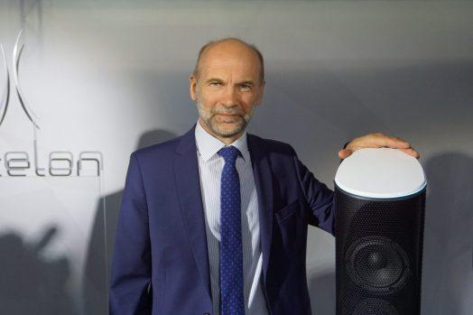 Alfred Vassilkov, chief designer of Estelon
