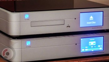 PS Audio DirectStream DAC and Memory Player closeup