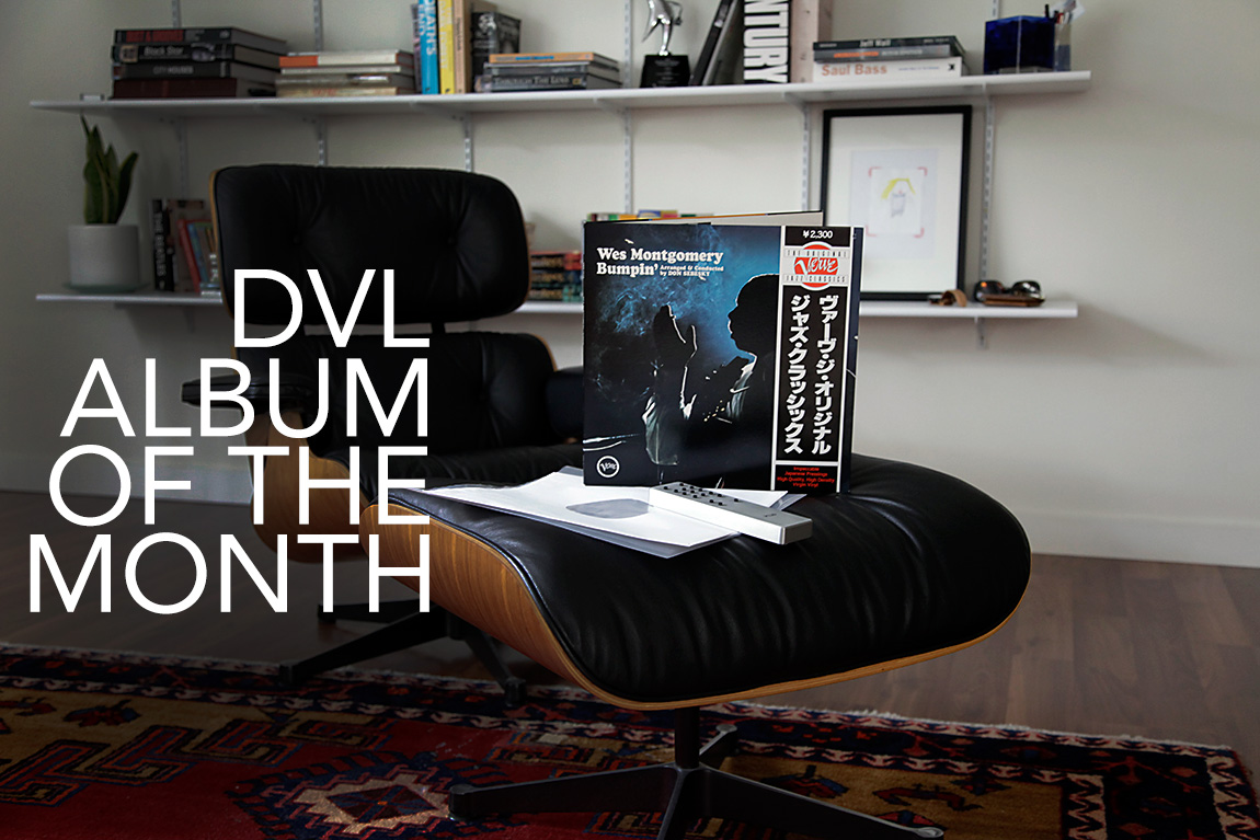 DVL Audio Album of the Month for October – Jazz legend Wes Montgomery