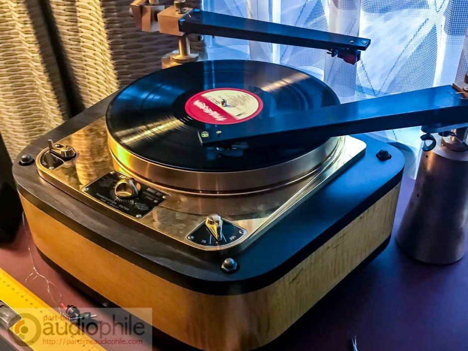 Capital Audiofest 2017: Old Meets New with EMIA