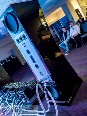 Capital Audiofest 2017: The Audio Company, VAC, Von