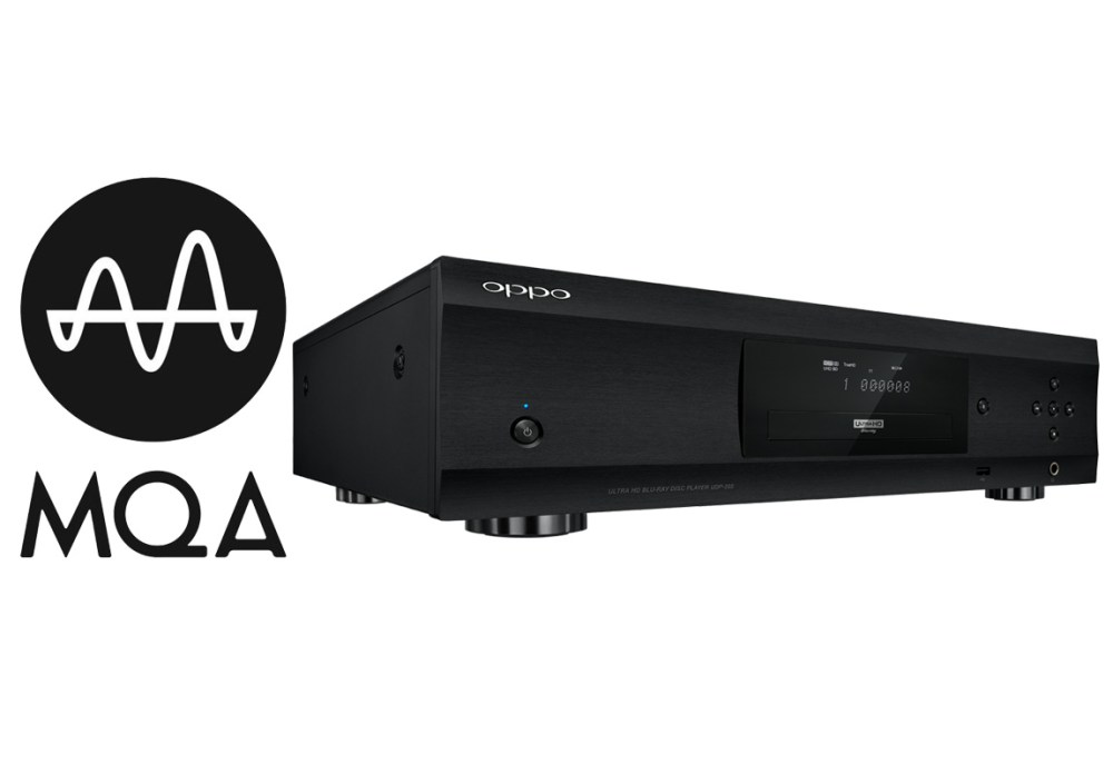 Oppo announces first step in support for MQA playback