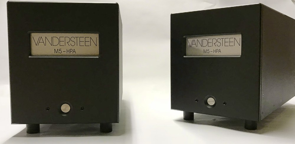 Vandersteen Audio Introduces the Next GREAT Amplifier at CES 2018