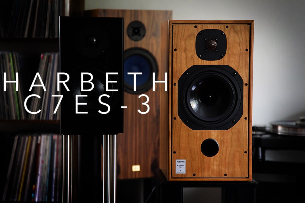 Review: Harbeth Compact 7ES-3 loudspeaker