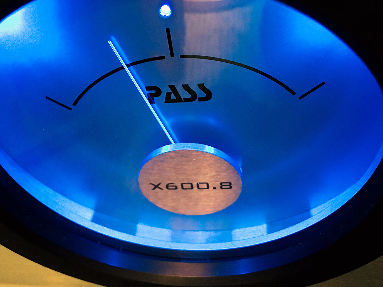 Review: Pass Labs X600 8 mono block Power Amplifier | Part