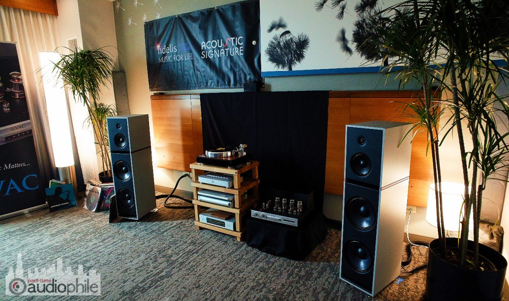 AXPONA 2018: Fidelis Music Systems, New England's everything audio store