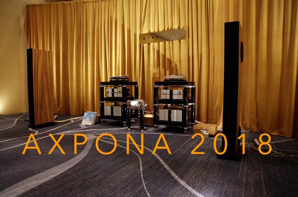 AXPONA 2018: Wynn Audio – and interviews with Metronome, Kiso, Zensati, Thales