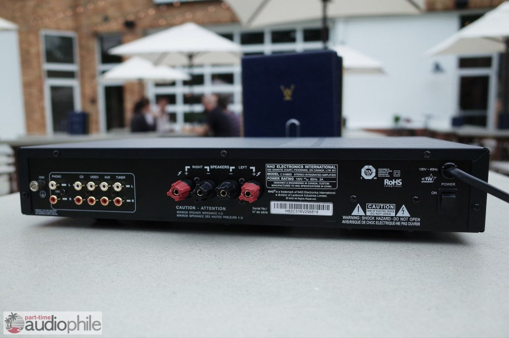 NAD 316BEE V2 Review | The Millennial Audiophile | Part-Time Audiophile