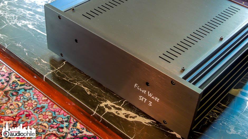 First Watt SIT-3 Amplifier