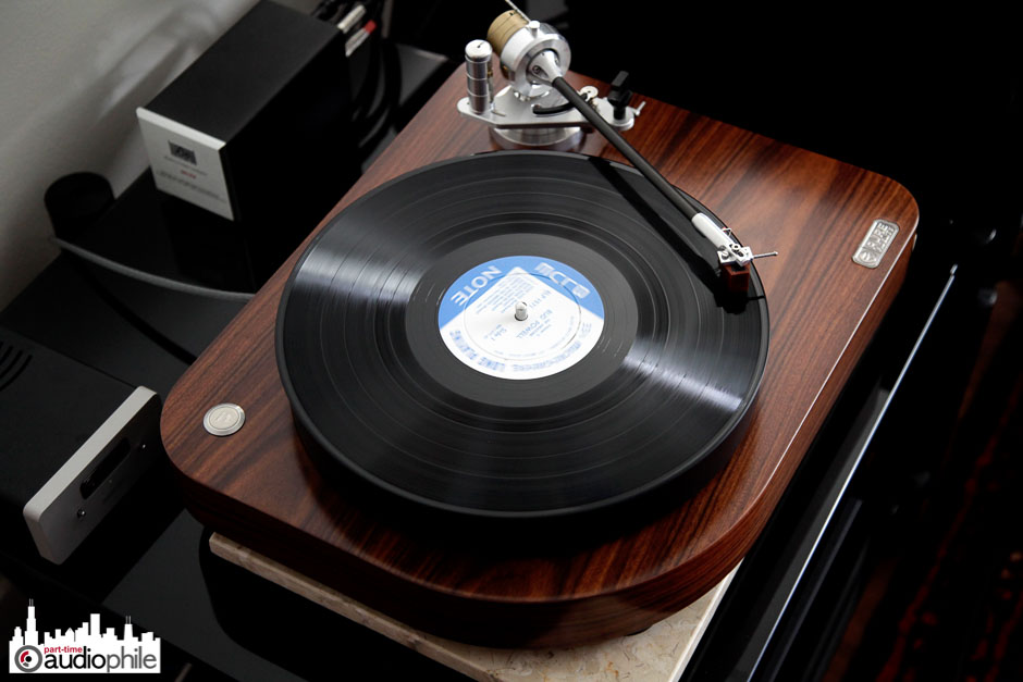 Pure Fidelity Eclipse Turntable Review