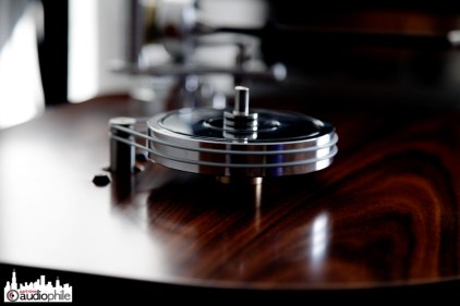 Pure Fidelity Eclipse Turntable