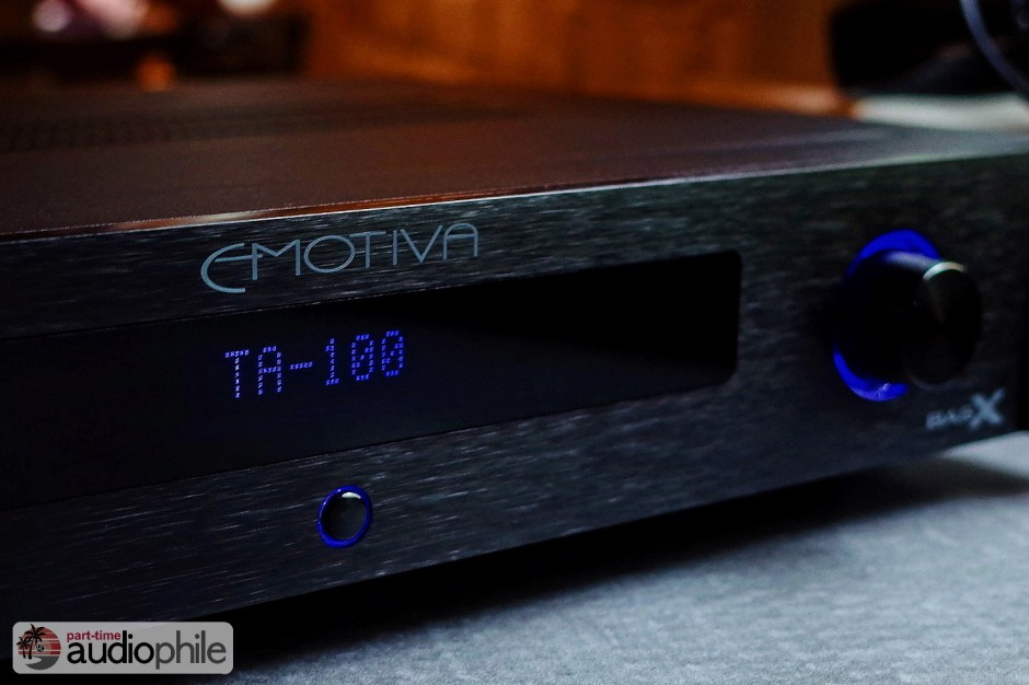 Emotiva TA-100 Review | The Millennial Audiophile | Part
