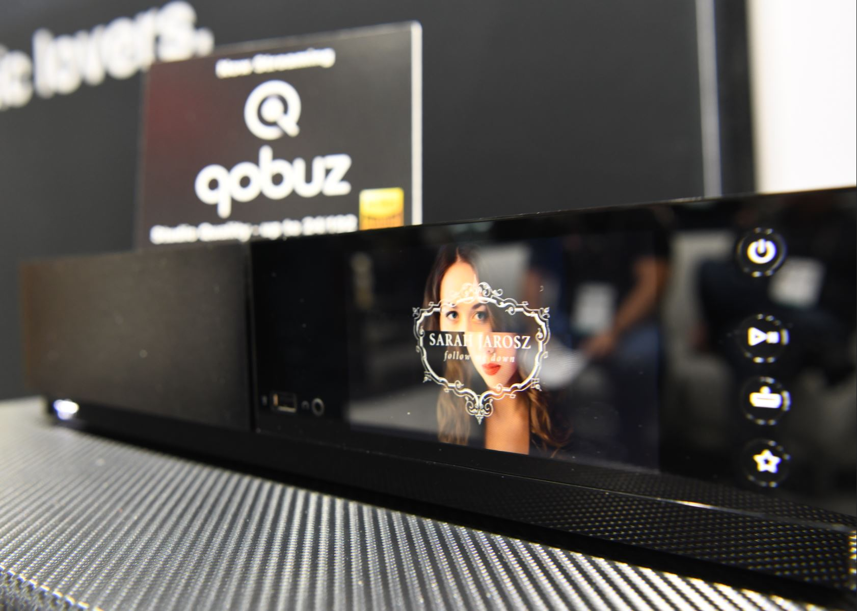 CEDIA 2018: QOBUZ launching in USA, Roon support coming