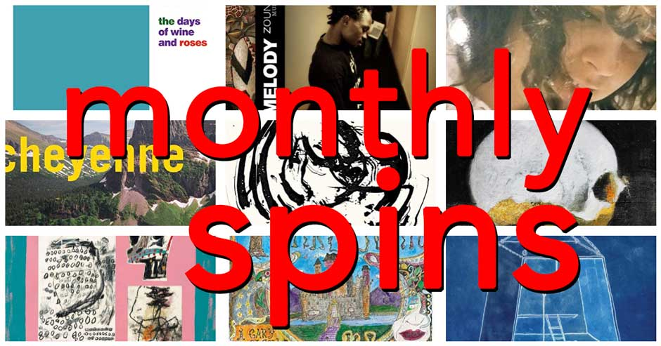 Monthly Spins: September 2018