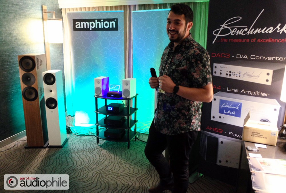 RMAF 2018: Amphion, Benchmark – A homecoming story