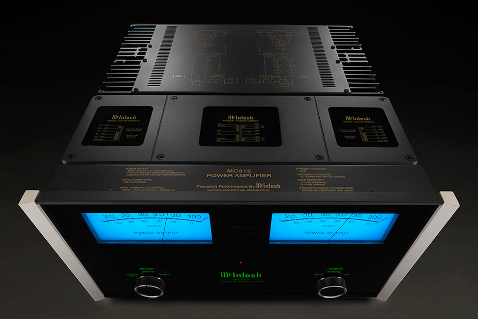 McIntosh MC312 top