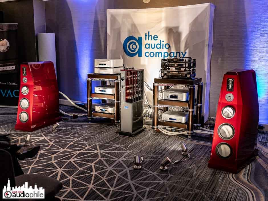RMAF 2018: The Audio Company brings Stellar VAC, VSA