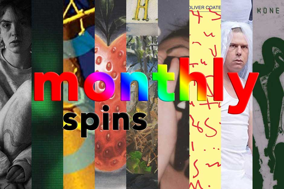 Monthly Spins: October 2018