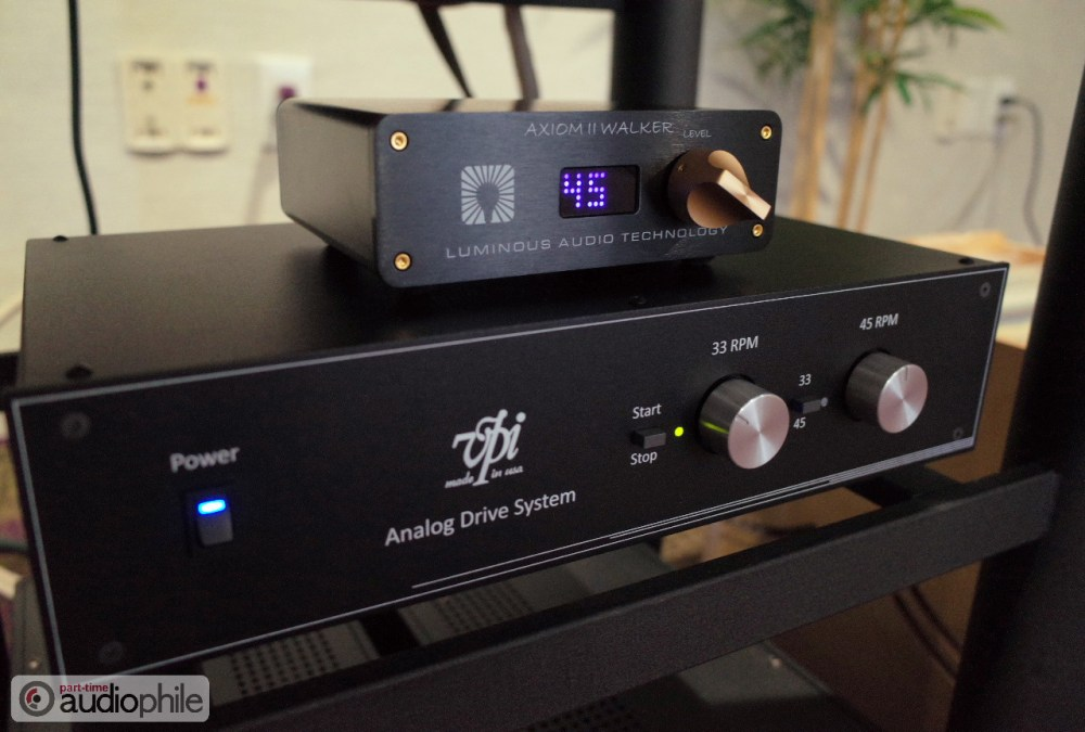 CAF 2018: Luminous Audio Technology, PureAudioProject, and
