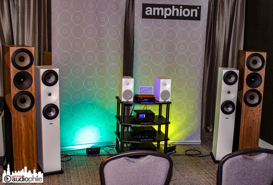 CAF 2018: Amphion, Benchmark and the Beauty of the Setting Sun