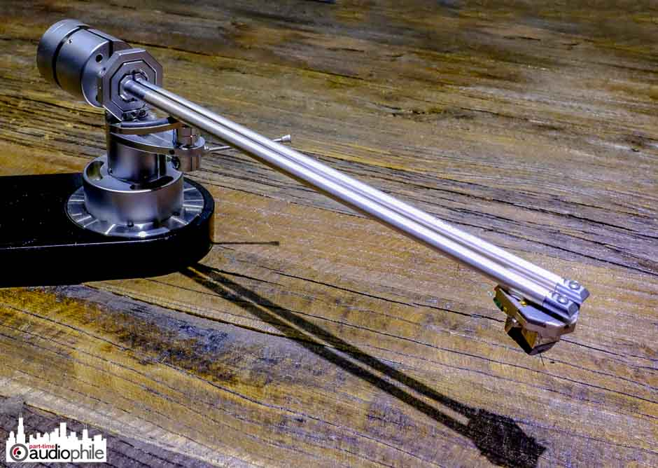Thales Simplicity II Tonearm Review