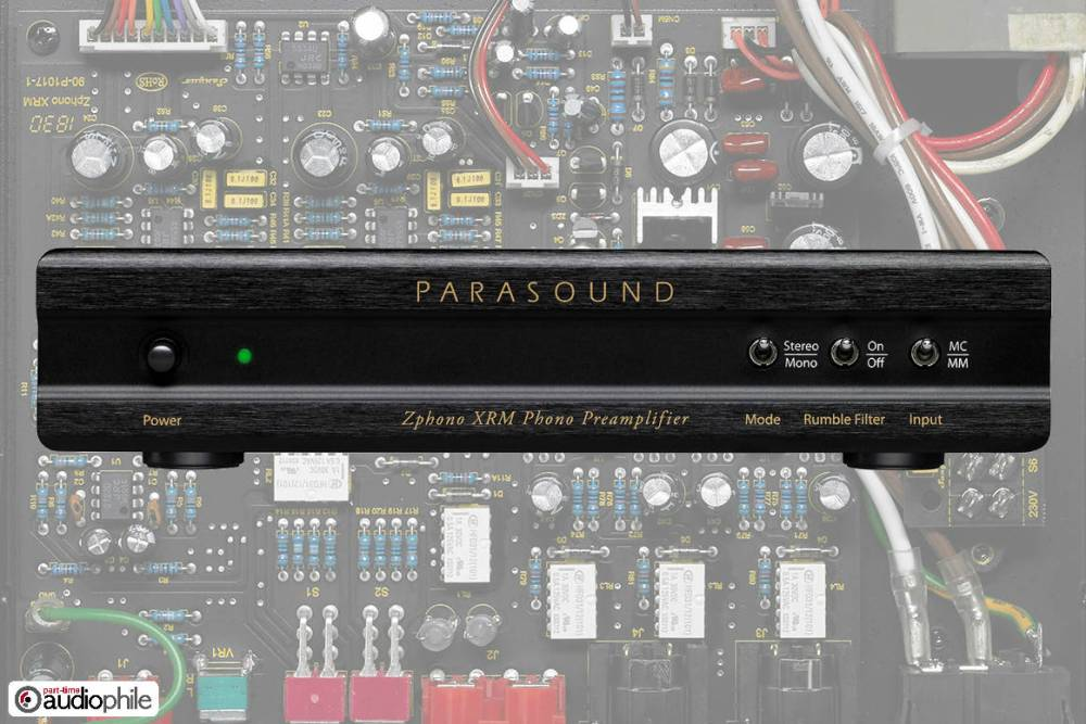 Parasound's New Zphono XRM is a Big Step Up from Entry-level Zphono