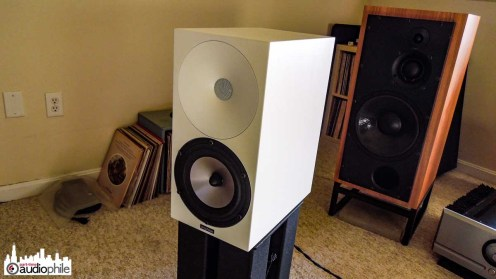 Amphion Argon 3S on stands