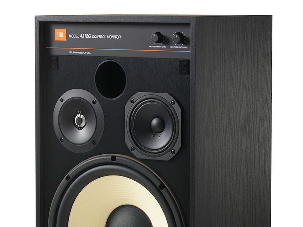 CES 2019: JBL returns to its roots with the JBL 4312G Studio Monitor