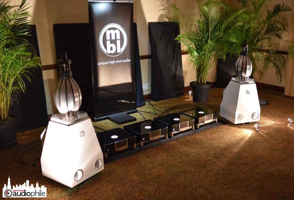 Florida 2019: MBL, United Home Audio, WireWorld