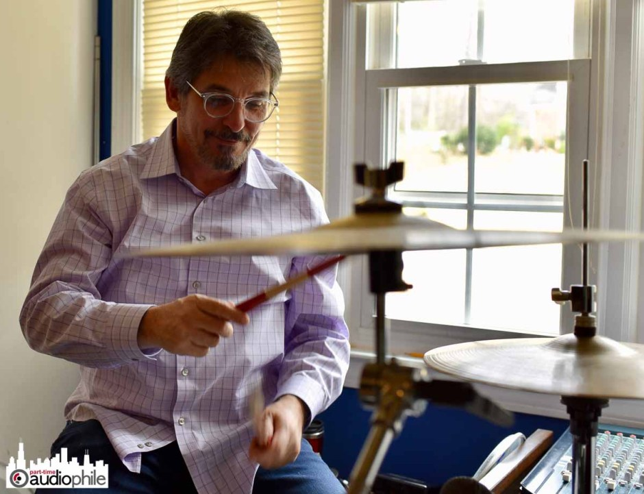 A Qobuz-Worthy Interview with David Solomon | AXPONA 2019