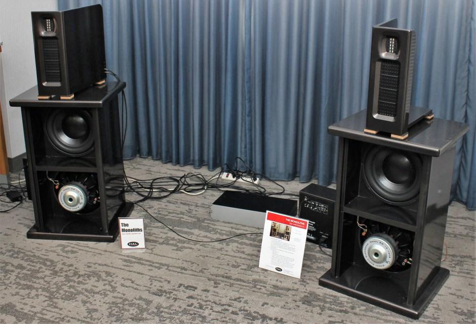 Danville Signal Processing and Hollis Audio Labs | AXPONA 2019