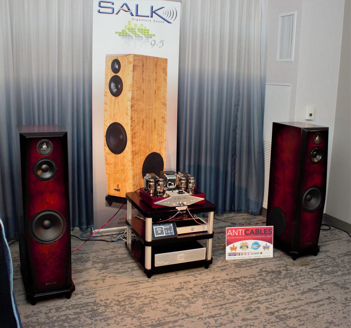 McGary Audio and Salk Sound | AXPONA 2019