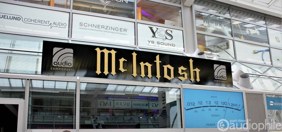 McIntosh Labs   High End 2019