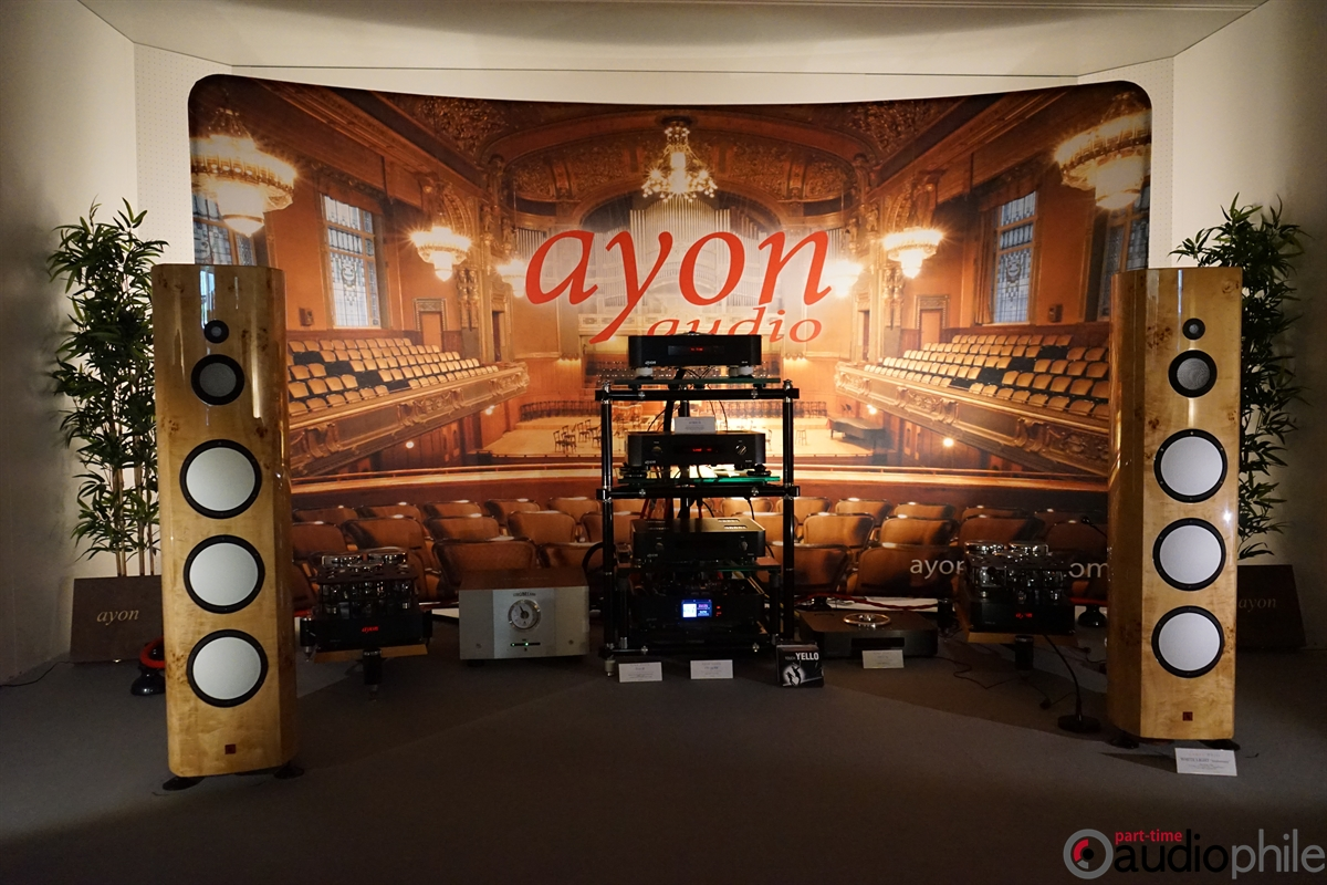 Ayon and Lumen White | High End 2019