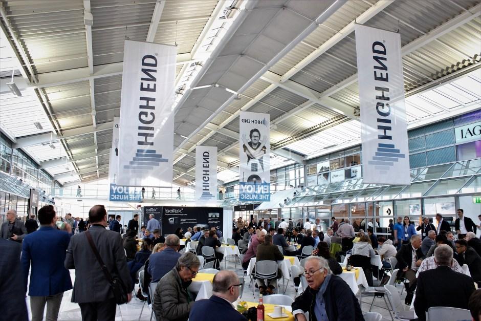 Atrium at High End Munich 2019