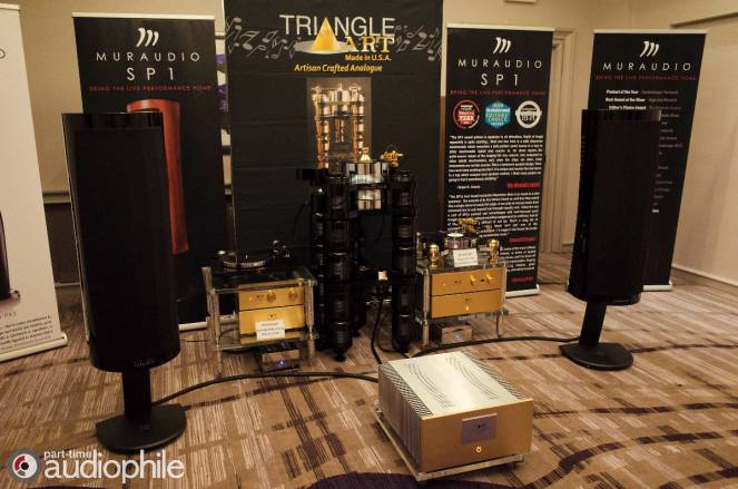 Muraudio TriangleArt The Show 2019